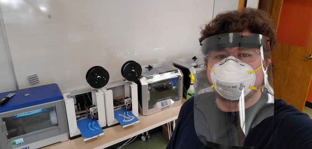 3D Print – Masks At WAG
