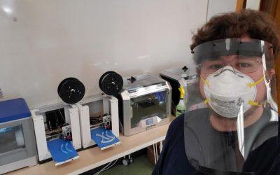 3D Print – Masks At WAG